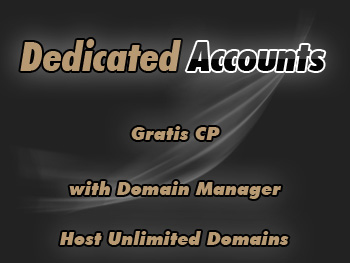 Cheap dedicated web hosting services